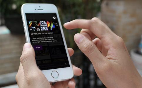 Мобильная реклама в телефонах и приложениях