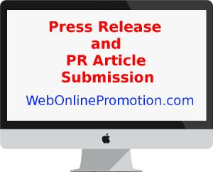 Press Release posting and PR Article Submission